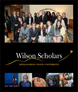 Wilson Scholars Newsletter: Summer 2017