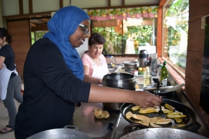 fahiima cooking in costa rica